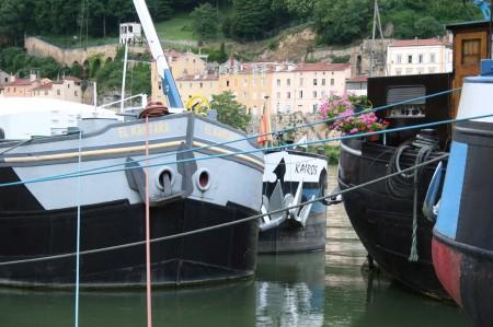 bateau El Kantara Lyon