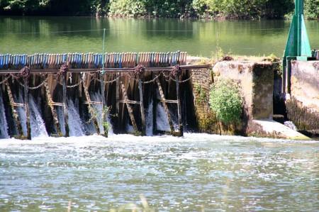 barrage à aiguilles