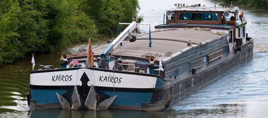 Partagez notre vie à bord du Kaïros