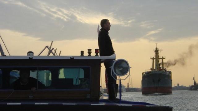 Kaïros dans le port de Gand
