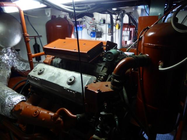 salle du moteur Kaïros