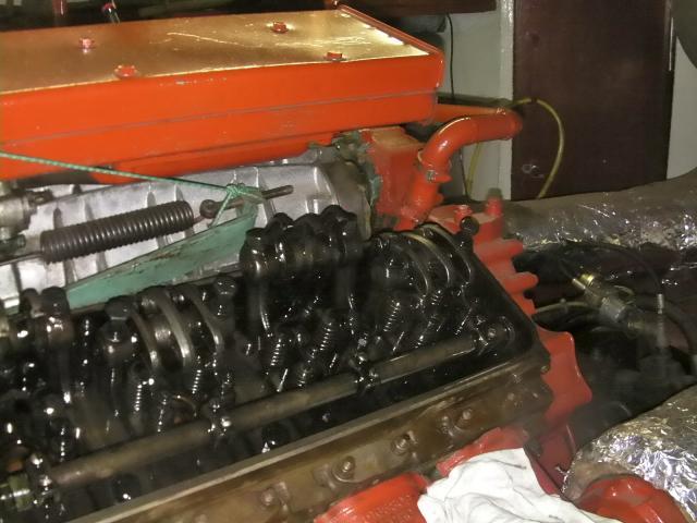 moteur du Kaïros