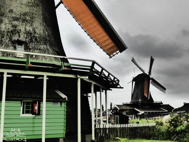 moulins de Zaan schaanse