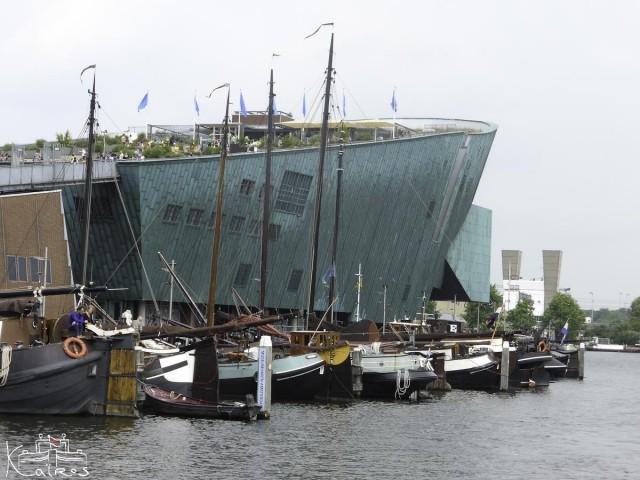 bateaux Amsterdam