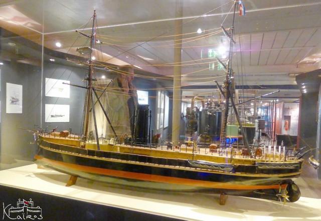 Musée maritime d'en Helder