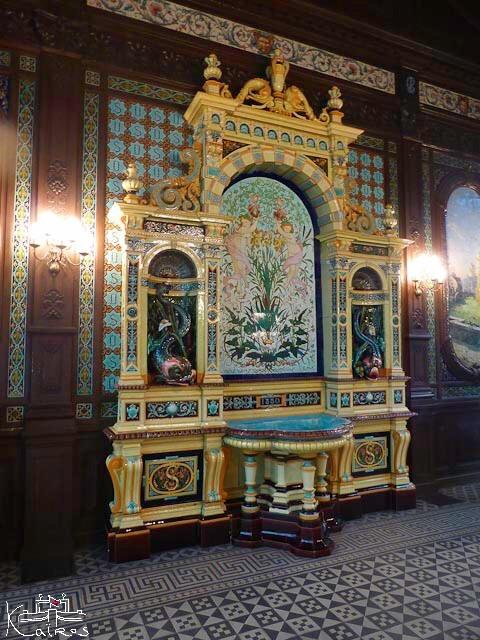 Musée de la faïence Sarreguemines
