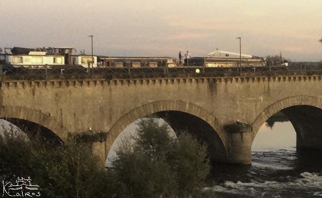 Kairos pont canal de Digoin