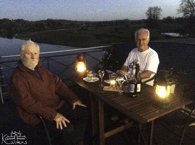 kaïros aperitif pont canal digoin