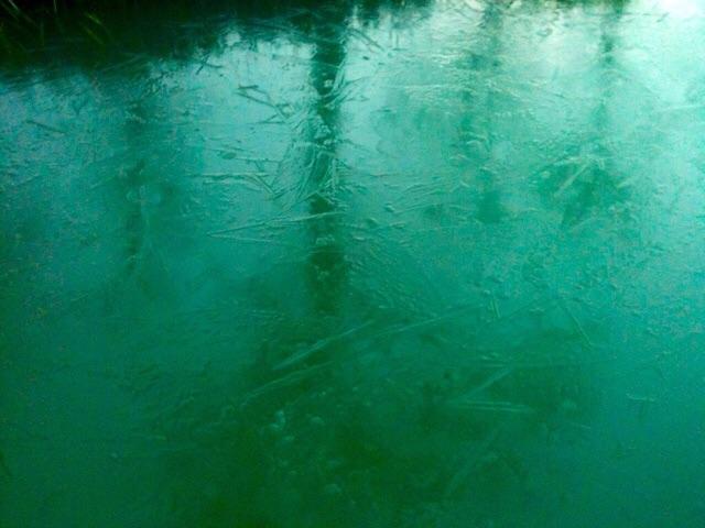 Canal gele peniche Kairos