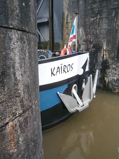 peniche Kaîros photo A.Cornet