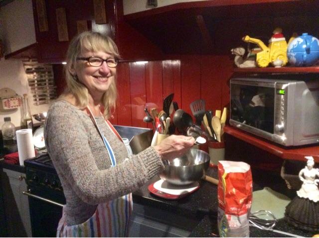 Brigitte cuisine peniche Kairos