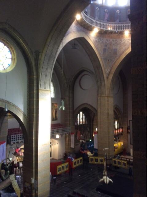 Centre Jérôme Bosch peniche Kairos