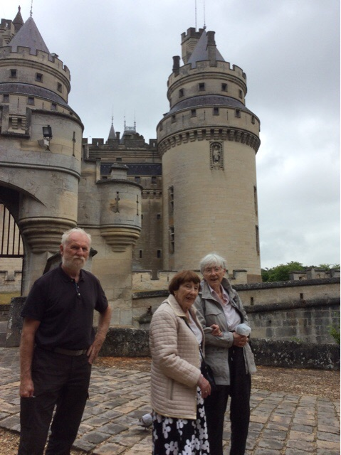 Chateau de Pierrefond peniche kairos