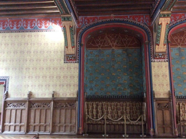 Chateau de pierrefond, peniche kairos