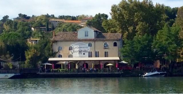 Rive de Villeneuve les Avignon kaïros