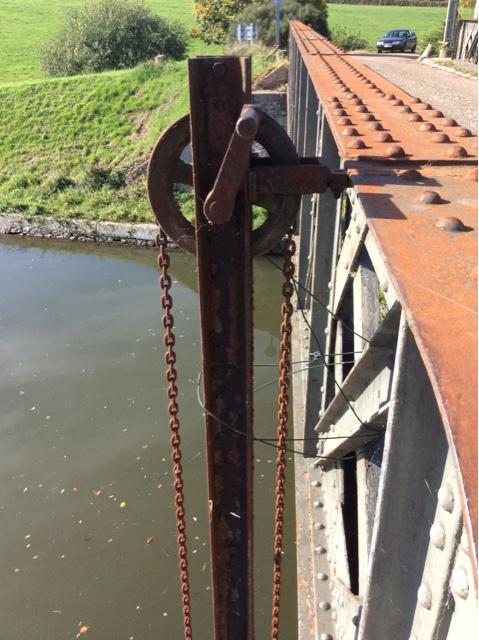 Pont canal de Roanne