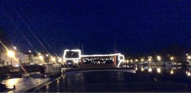 Illumination Noel kairos