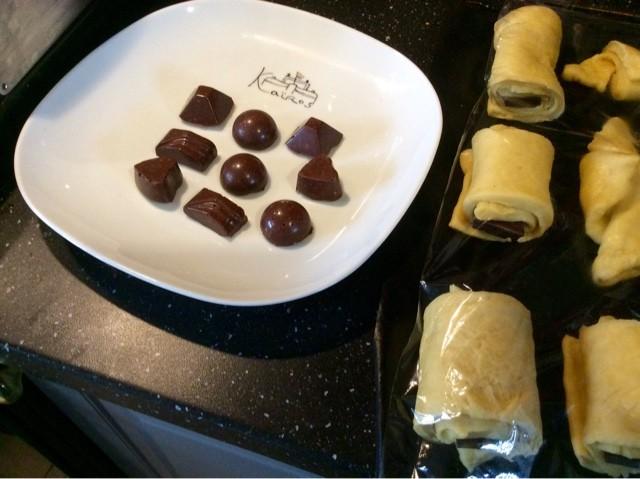 Pains au chocolat Peniche Kaïros