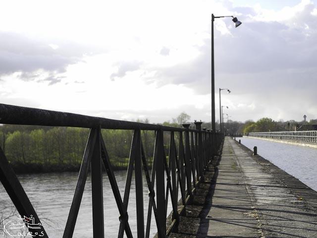 pont canal du Guétin
